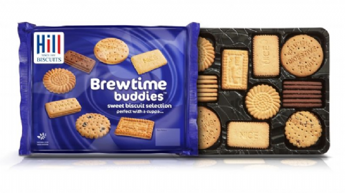 Assorted Biscuit Pack 350g